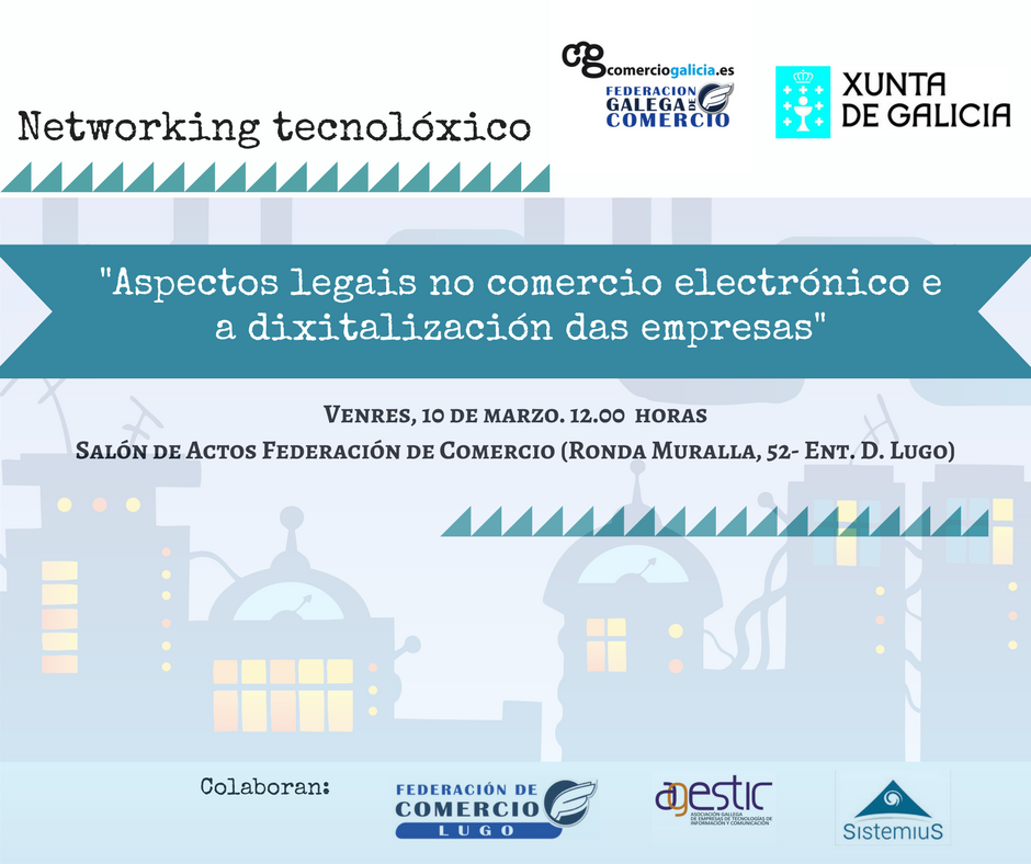 networking juridico tecnologico